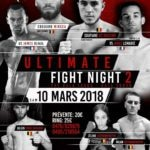 Engin Senel organise Ultimate Fight Night II !